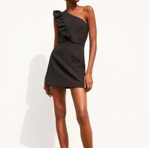 Zara skort dress. Black nwt